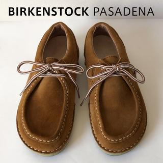 BIRKENSTOCK - birkenstock パサデナ ビルケンシュトック ブラウン 37 スウェード