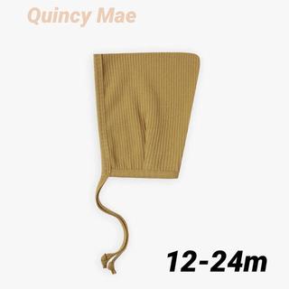 キャラメルベビー&チャイルド(Caramel baby&child )のQuincy Mae(クインシーメイ) ピクシーボンネット 12-24m(帽子)