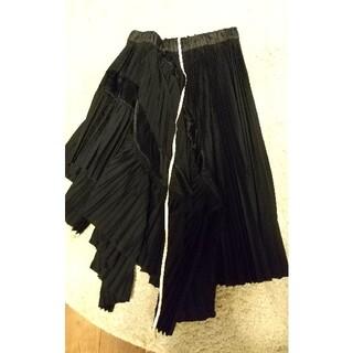 サカイ(sacai)のsacaiプリーツスカート 確認用画面(ひざ丈スカート)