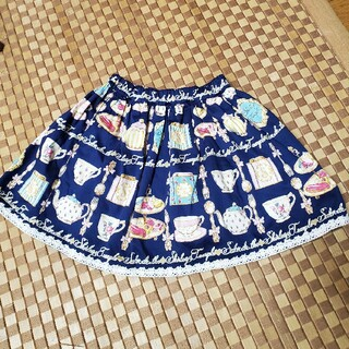 Shirley Temple - ローズティスカート100cm