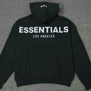FEAR OF GOD - 新品 FOG ESSENTIALS LA限定 パーカー