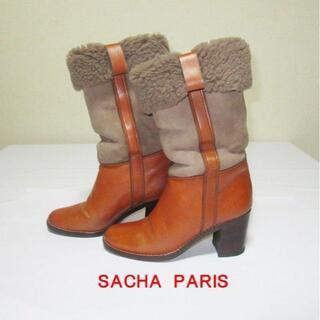 BARNEYS NEW YORK - ムートンブーツ SACHAサシャ/PARIS