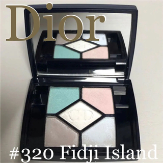 Christian Dior - ディオール  サンククルール 320