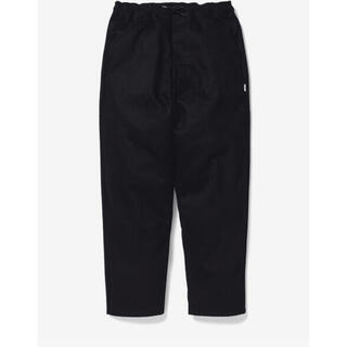 W)taps - 最終出品 WTAPS CHEF TROUSERS COTTON.TWILL