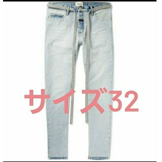 FEAR OF GOD - FEAR OF GOD 6th inside out jeans (32インチ)