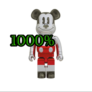MEDICOM TOY - BE@RBRICK FUTURE MICKEY 1000%