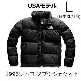 THE NORTH FACE - THE NORTH FACE  1996 レトロ ヌプシ 海外モデル Lブラック