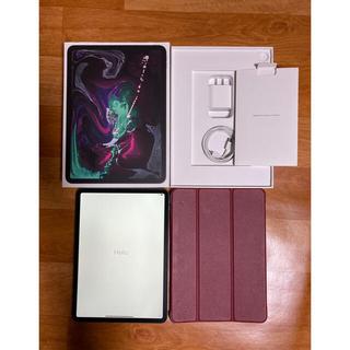 iPad - iPad Pro 11インチ 64GB WIFI スペースグレイ + ケース
