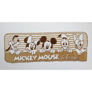 ディズニー(Disney)の新品▼キッチンを可愛く!ディズニーフレンズ キッチンマット(キッチンマット)