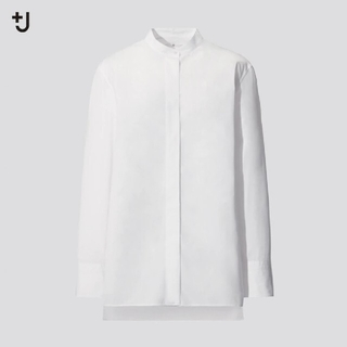 ユニクロ(UNIQLO)の新品未使用、ユニクロ、ジルサンダー、シャツ(シャツ/ブラウス(長袖/七分))