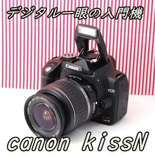 Canon - ★canon kiss Digital N 一眼レフの入門機★