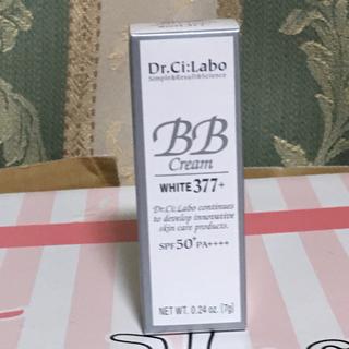 Dr.Ci Labo - 新品未開封 ドクターシーラボ BBクリーム WHITE377+ 7g