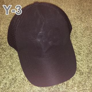 ワイスリー(Y-3)の【美品】Y-3 メッシュキャップ(キャップ)