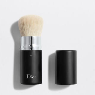 クリスチャンディオール(Christian Dior)のdior ディオール バックステージ カブキ ブラシ メイク ブラシ(ブラシ・チップ)