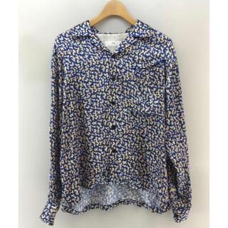 トーガ(TOGA)のTOGA VIRILIS オープンカラーシャツ(シャツ)