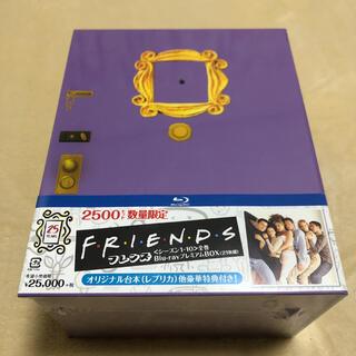 フレンズ シーズン1-10 全巻Blu-rayプレミアムBOX〈2500セット…
