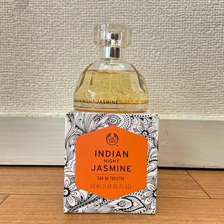 THE BODY SHOP - インディアンナイトジャスミン オードトワレ 香水 50ml