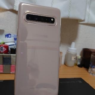 Galaxy - Galaxy S10 5G ゴールド 韓国版 訳有 SIMフリー