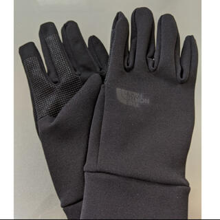 ザノースフェイス(THE NORTH FACE)のTHE NORTH FACE ☆ W Etip Glove L ☆ 極美品(手袋)
