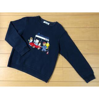 ファミリア(familiar)のfamiliar 120cm ファミくんトレーナー (Tシャツ/カットソー)