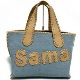 サマンサタバサ(Samantha Thavasa)のサマンサタバサ トートバッグ 小(デニムVer.)(トートバッグ)