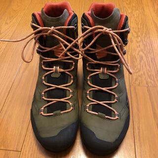 マムート(Mammut)の【美品】MAMMUT 登山靴 Kento Guide High GTX(登山用品)