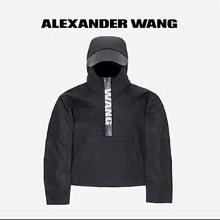 Alexander Wang - 即完売 美品 アレキサンダーワン 定価25990円 アノラックパーカー コラボ