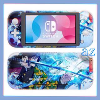 Nintendo Switch - ◎SALE◎鬼滅の刃 任天堂SwitchLite スキンシール ✦《冨岡義勇》