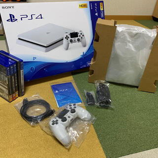 PlayStation4 - PS4 本体 500GB+ソフトセット