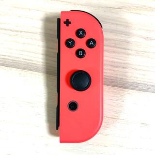 Nintendo Switch - ニンテンドースイッチ ジョイコン Joy-Con R右 ネオンレッド