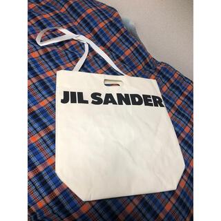 ジルサンダー(Jil Sander)のJIL SANDER ジルサンダー ショッパー 大サイズ(ショップ袋)