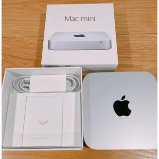 Apple - Mac mini (Late2014) 16GB 500GB NVMe SSD