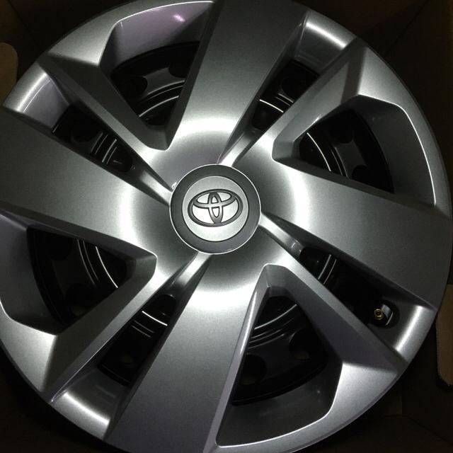 トヨタ(トヨタ)のTOYOTA純正 スチール ホイール ライズ RIZE 16インチ 鉄チン  自動車/バイクの自動車(ホイール)の商品写真