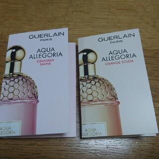 ゲラン(GUERLAIN)のゲラン フレグランスサンプルセット(香水(女性用))