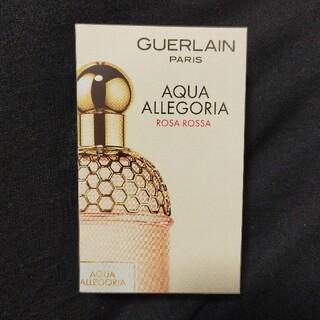 ゲラン(GUERLAIN)のゲラン 香水 サンプル(香水(女性用))