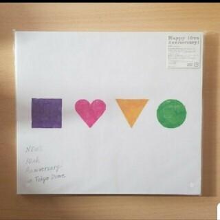 ニュース(NEWS)のNEWS 10th Anniversary in Tokyo Dome 初回限定(ミュージック)