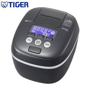 タイガー(TIGER)の【新品】タイガー魔法瓶 炊飯器 5.5合 圧力IH JPC-G100(炊飯器)