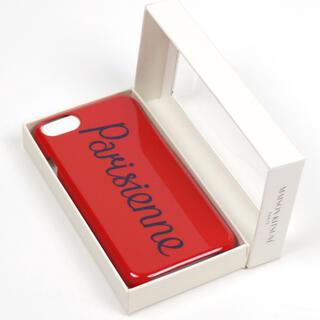 新品 メゾンキツネ iphone ケース スマホ 保護 アイフォン レッド  赤