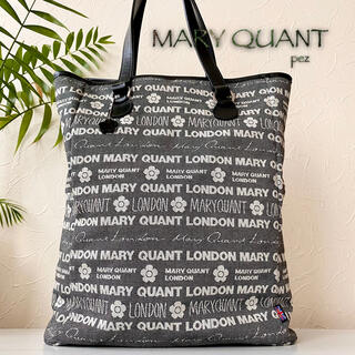 MARY QUANT - 新品未使用 MARY QUANT マリークワント 約1.2万 トートバッグ