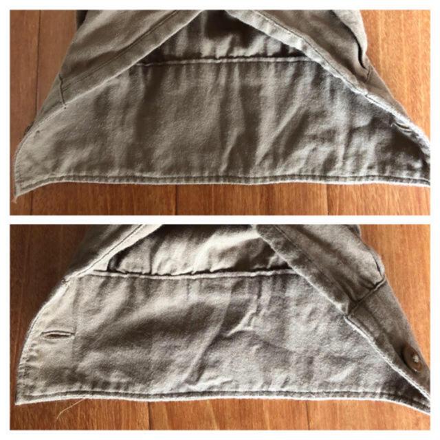 COMOLI(コモリ)のcomoli コットンネルオープンカラーシャツ メンズのトップス(シャツ)の商品写真