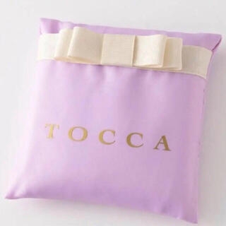 TOCCA - 美人百花 付録 TOCCA  エコバッグ 新品未開封