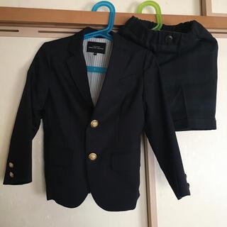 グリーンレーベルリラクシング(green label relaxing)のグリーンレーベル 男の子 スーツ セット 115(ドレス/フォーマル)