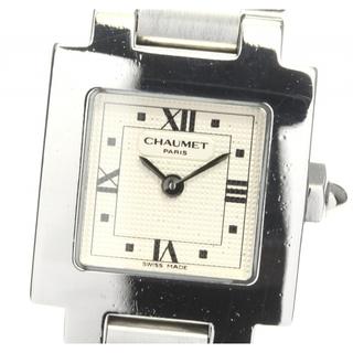 ショーメ(CHAUMET)のショーメ スティル ドゥ ショーメ   クォーツ レディース 【中古】(腕時計)