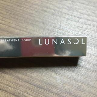 ルナソル(LUNASOL)のルナソル グロウイングトリートメントリクイド 02(6.5g)(ファンデーション)