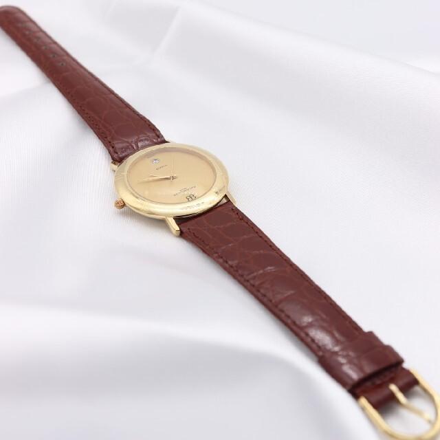 Balenciaga(バレンシアガ)の正規品【新品電池】BALENCIAGA/5367 美品 動作品 未使用品 メンズの時計(腕時計(アナログ))の商品写真