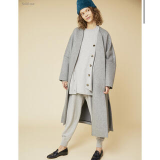 Ron Herman - ebure Wool Bonding Coat