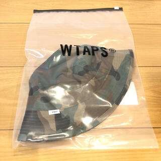 ダブルタップス(W)taps)のWTAPS BUCKET HAT CAMO(ハット)