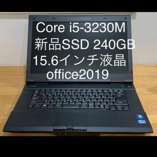 NEC - NEC VK26TX-G  15インチ ノートパソコン