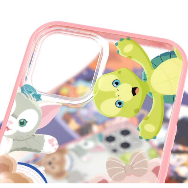 ダッフィー(ダッフィー)の最新作 ダッフィー 携帯ケース ダッフィー スマホケース ダッフィー フレンズ スマホ/家電/カメラのスマホアクセサリー(iPhoneケース)の商品写真