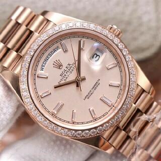 即購入OK !!ロレックス メンズ 腕時計 自動巻5